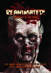 Reanimated Regelbuch Cover