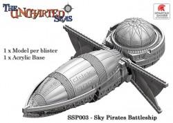 Sky Pirates Battleship