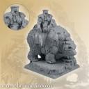 Scibor Dwarf Warbear