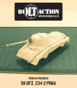 Bolt Action - Work in Progress SdKfz 234-2 Puma
