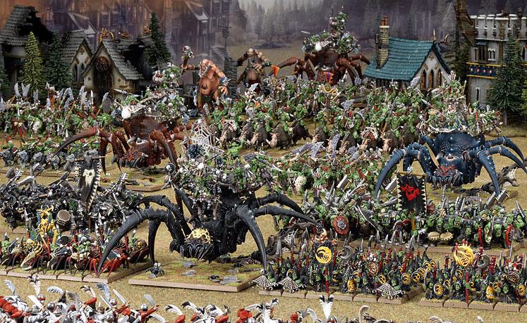 Total War Warhammer Knight Building Bretonnia