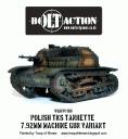 Bolt Action - TKS Tankette 7,92mm MG