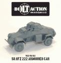 Bolt Action - SdKfz 222