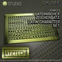 Lateinische Buchstaben