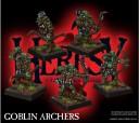 Heresy Miniatures - Goblin Archers