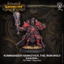Kommander Harkevich The Iron Wolf