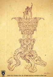 Throne of Everblight Battle Engine