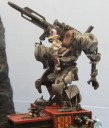 Relic Knight Oneshot bemalt 1