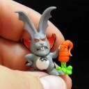 Masq-Mini - Vampirosterhase