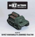 Bolt Action - Sovet Komsomolet Armoured Tractor