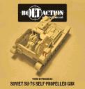 Bolt Action - WIP Soviet SU-76