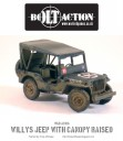 Bolt Action - Willys Jeep