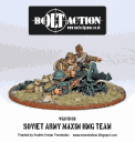 Bolt Action - Soviet Maxim HMG Team