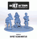 Bolt Action - Soviet 82mm Mortar Team