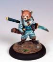 Dark Sword - Olivia The Red Panda