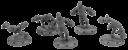 Dust Tactics - Blutkreuz Korps Untertoten Squad