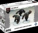 Dust Tactics - Blutkreuz Korps Kampfaffen Squad