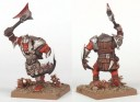 Mantic Ork bemalt 2