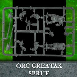 Orc Greatax Gussrahmen