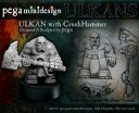 Pega Minidesign - Ulkan with Crushhammer