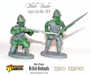 Warlord Games - British Redcoast 3up