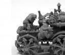 Warhammer Forge - Chaos Dwarf Iron Daemon