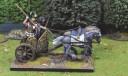 Gorgon - etruskischer Streitwagen