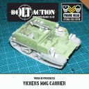 Bolt Action - WIP-Vickers-MMG-Carrier