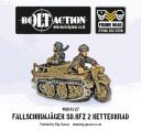 Bolt Action - Fallschirmjäger Sdkfz 2 Kettenkrad