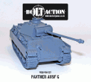 Bolt Action - Panther Ausf. G