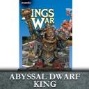 Mantic - Abyssal Dwarf King