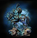 Chaos Lord of Tzeentch on a Chaos Steed by Ana 2