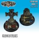 Dark Age Games - Groundwerks Graveyard 40mm