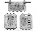 Forge World - Astral Claws Land Raider Doors