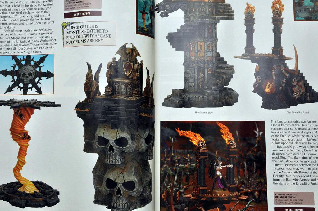 Warhammer Fantasy Bilderflut Zum Sturm Der Magie