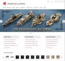 Neue Homepage Spartan Games
