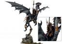 Warhammer Fantasy - Hochgeborener der Dunkelelfen auf Schwarzem Drache