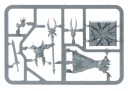 Warhammer Fantasy - Chaoszauberer Gussrahmen