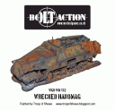 Bolt Action - Wrecked Hanomag