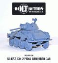Bolt Action - SdKfz234/2 Puma