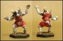 Impact Miniatures - Cow Basketball