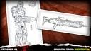 Corporation trooper Concept sketch C