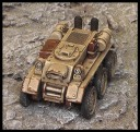 Ramshackle Games - Degu Scout Car