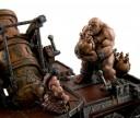 Warhammer Forge - Chaos Dwarf Dreadquake Mortar