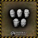 plague warriors heads