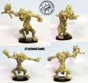 Willy Miniatures - Troll