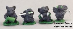 Reaper Miniatures - Mauslinge 2