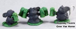 Reaper Miniatures - Mauslinge 1