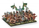 Avatars of War - Painted Berzerkers