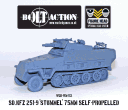 Bolt Action - SdKfz 251-9 Stummel